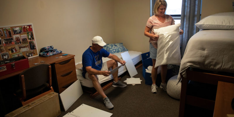 Miner Move-in starts Saturday