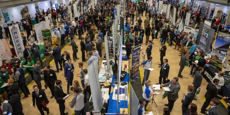 Career Fair to be held in video chat environment