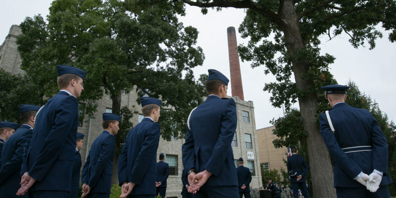 ROTC groups to commemorate Sept. 11