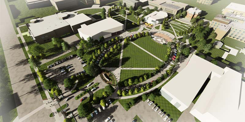 Attend Friday's open forum on campus master plan