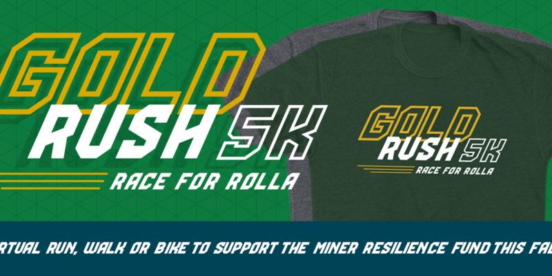 Register for Gold Rush 5K: Race for Rolla