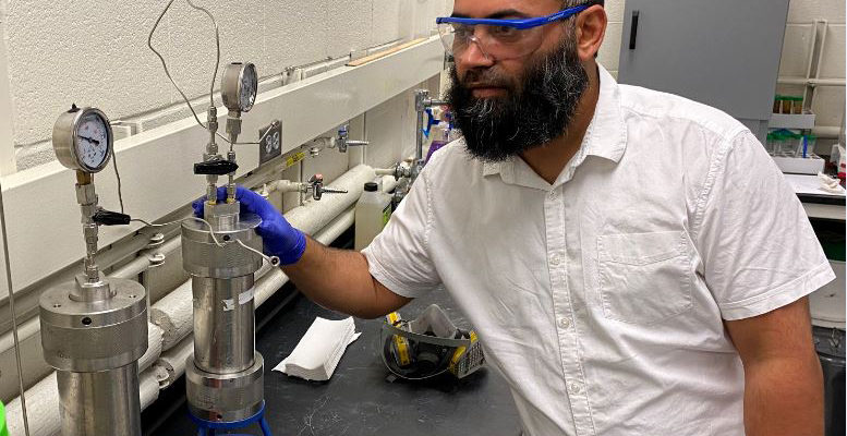 NSF funds S&T shale oil recovery research