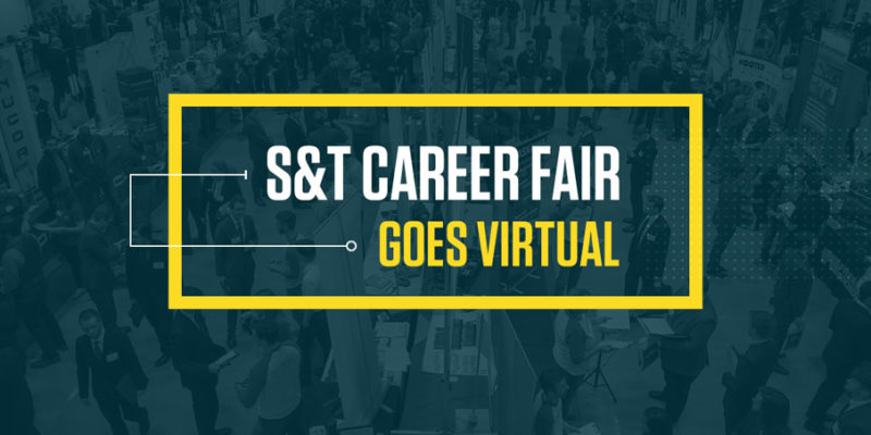 Career Fair appointments open next week