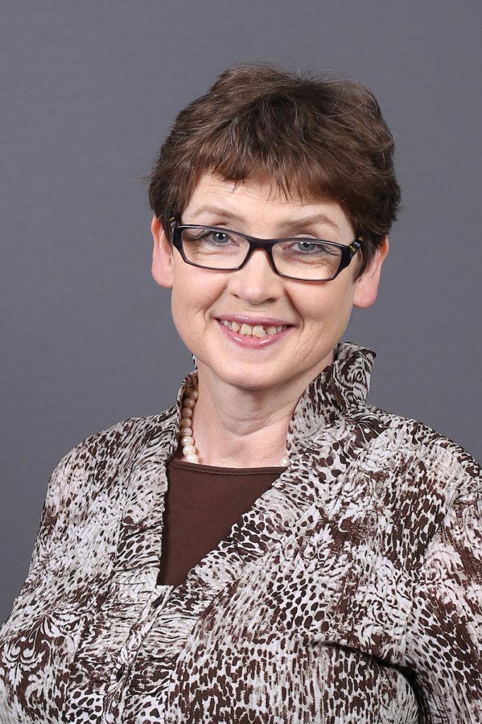 Roberta Morgan portrait