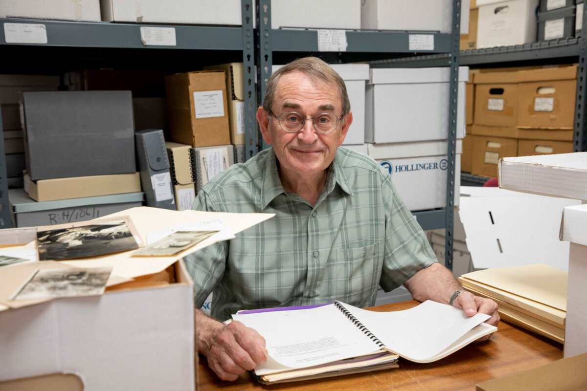 Gragg in archives