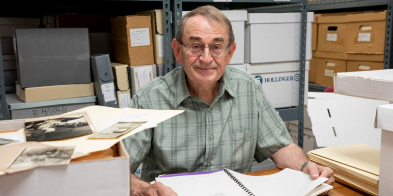 History professor to talk S&T history