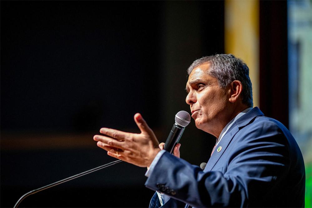 Mo Dehghani speech