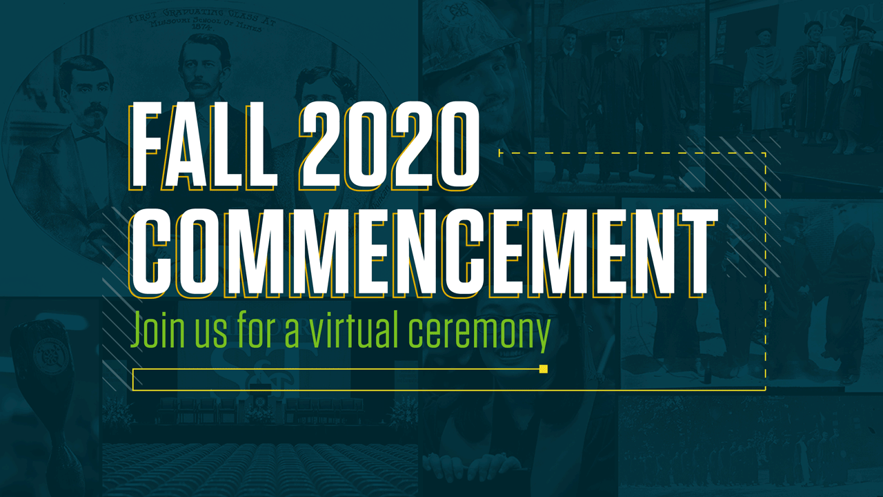 Fall 2020 Commencement Graphic