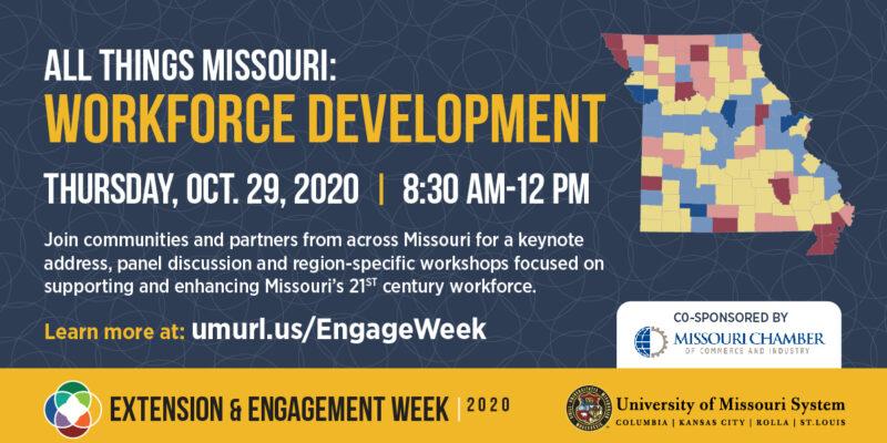 Workforce development topic of Thursday talks