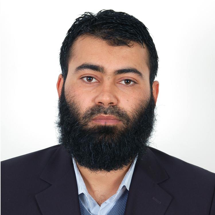 Abdulmohsin Imqam portrait