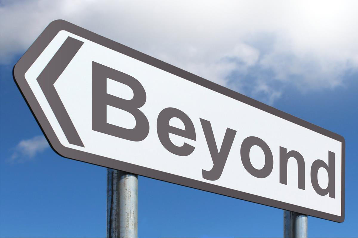 Beyond sign