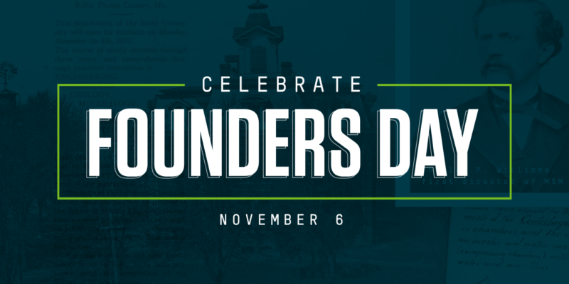 Celebrate Founders Day