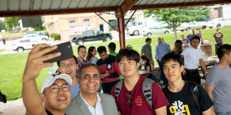 Celebrate International Education Week