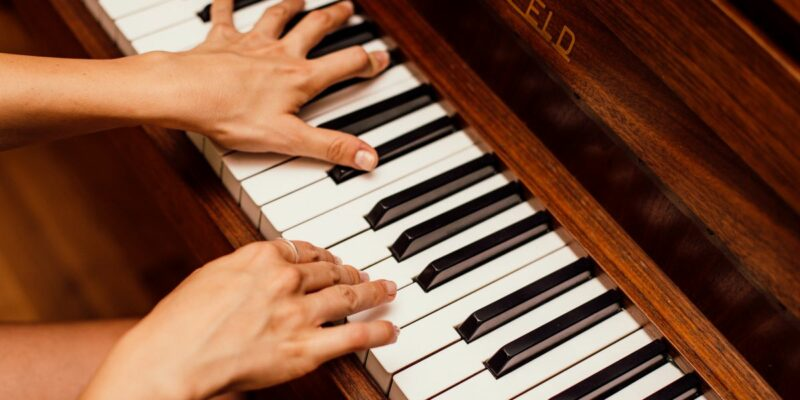 Enroll in piano or voice lessons this spring