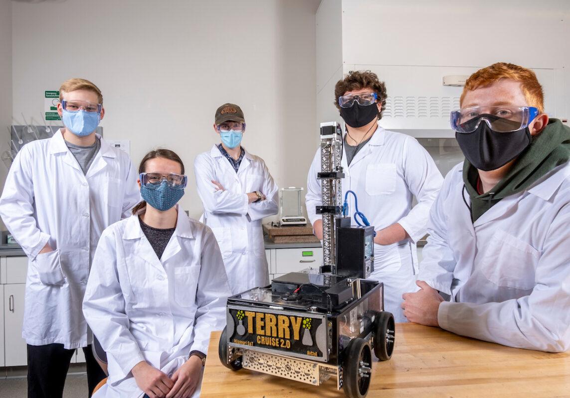 Chem-E-Car 2020 Student Design Team