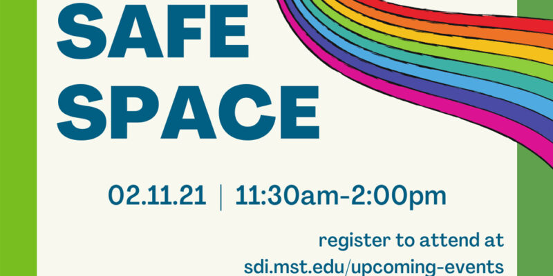 Safe space training planned Feb. 11