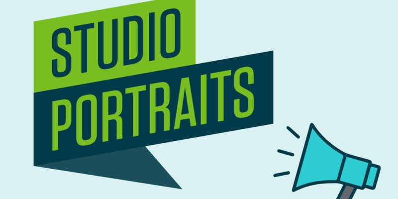 Sign up for faculty, staff studio portraits
