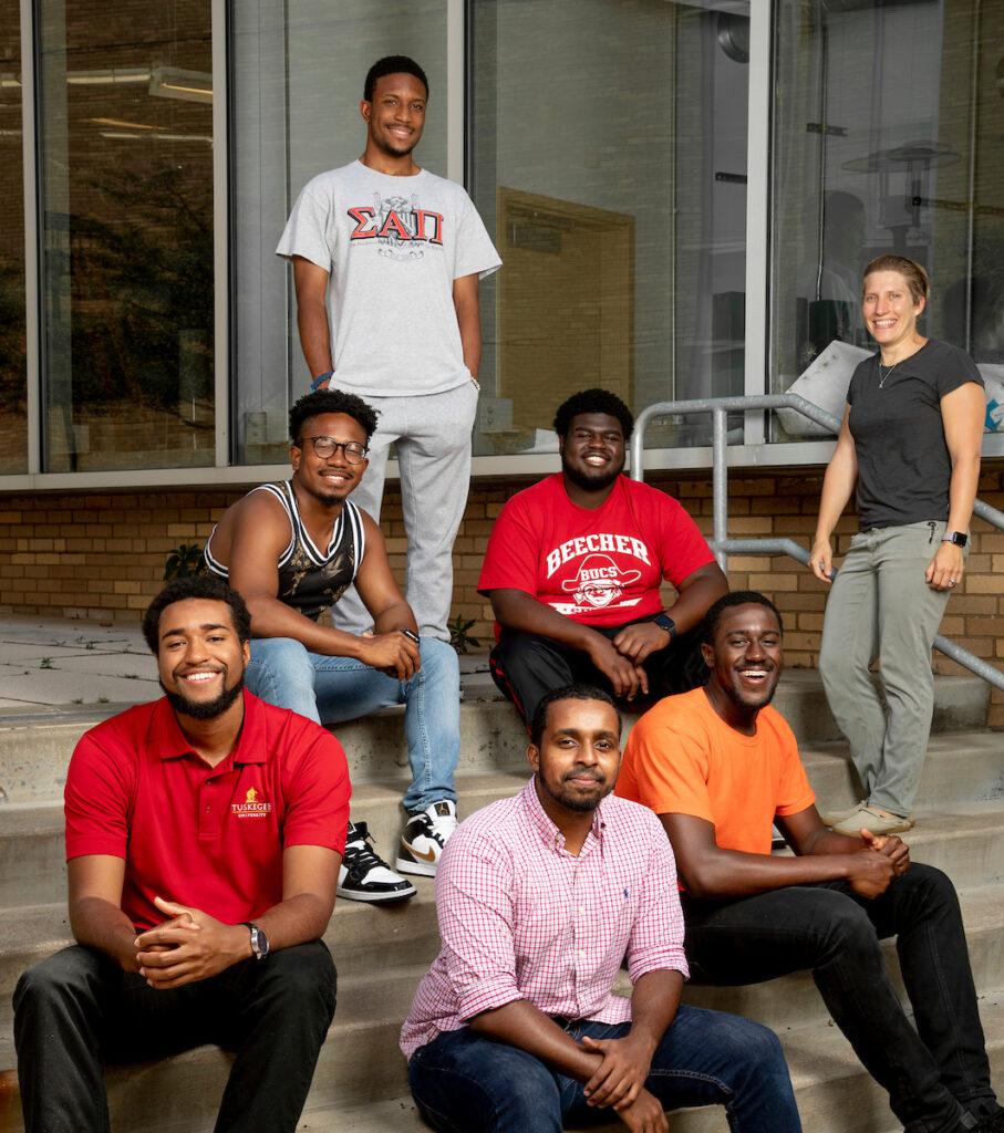 2019 SERA students