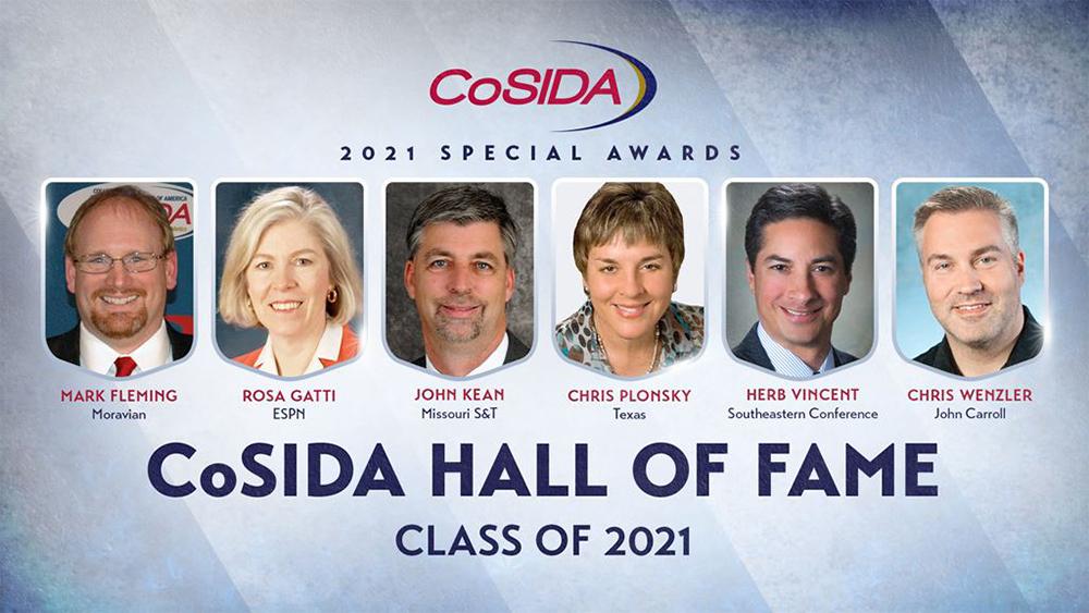 CoSIDA Hall of Fame