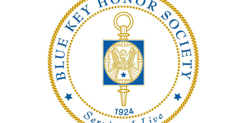 Applications open for Blue Key Honor Society
