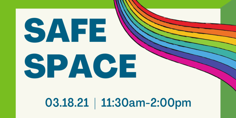 Safe space training planned March 18