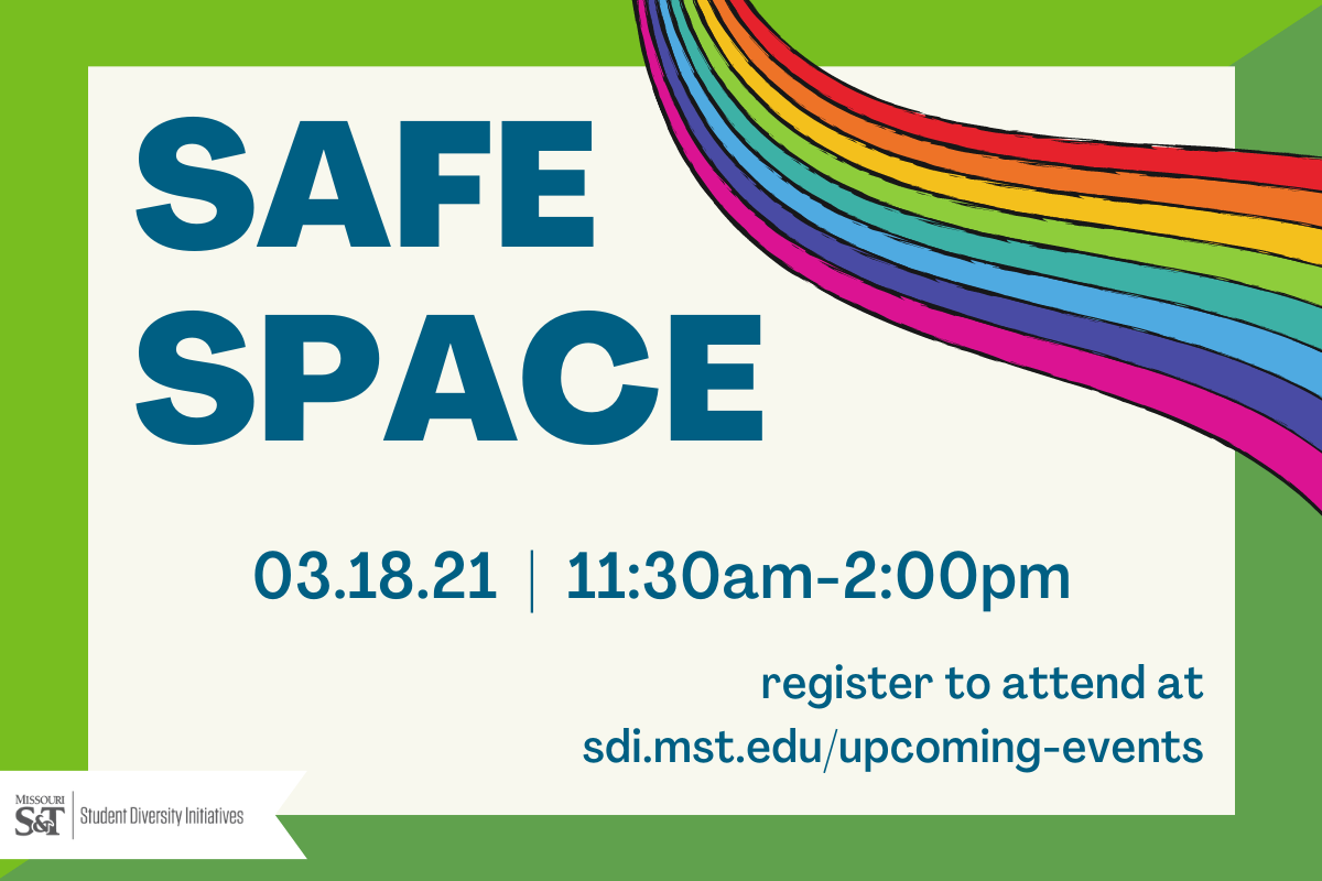 Safe Space graphic