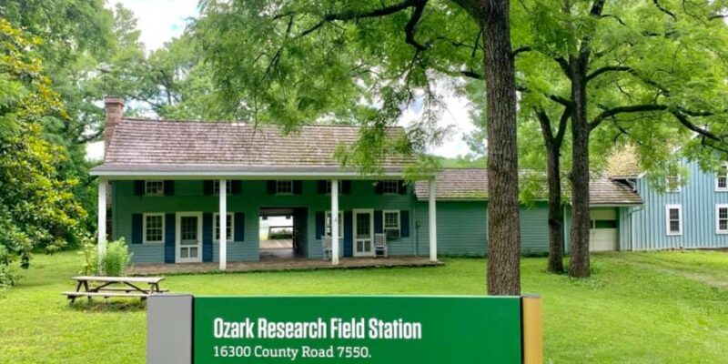 Ozark Research Field Station to host Summer 2021 courses