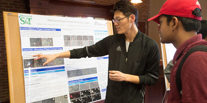 Undergraduate Research Conference is April 27-28