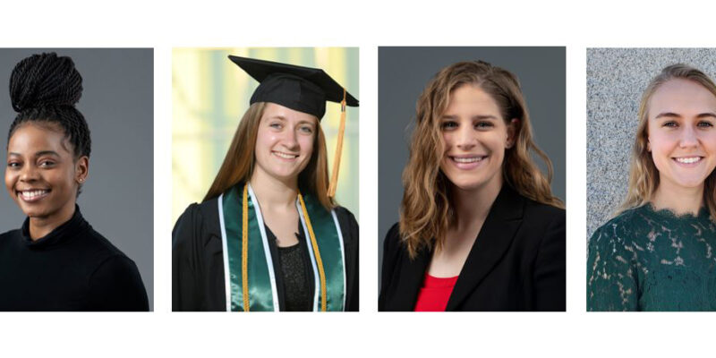 Student commencement speakers announced