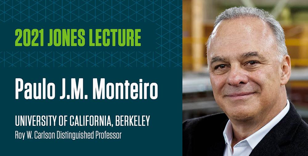 Jones Lecture header