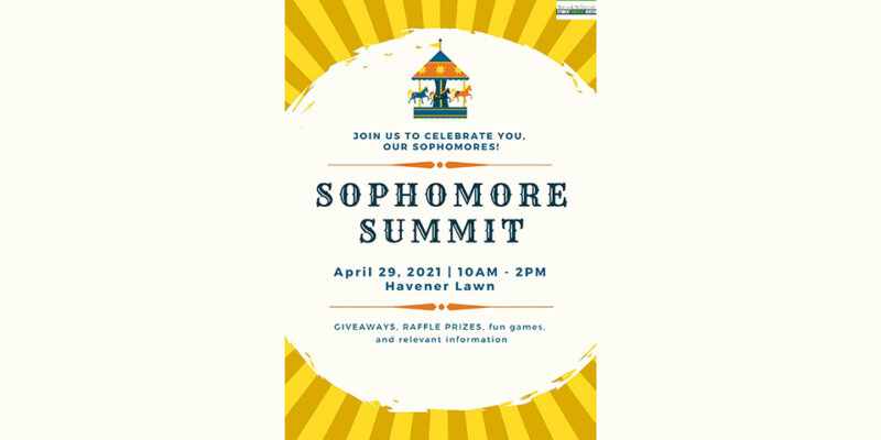 SSC to host sophomore summit carnival