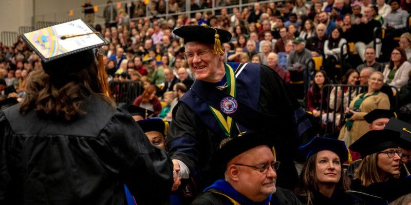 Faculty commencement rental regalia orders due June 25