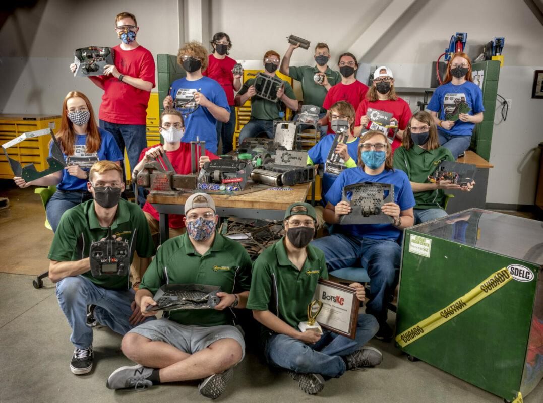 Combat Robotics Design Team