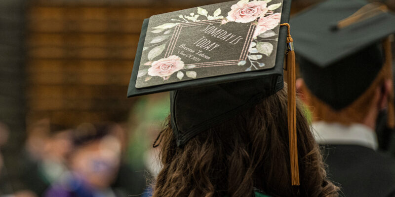 Volunteer for July 31 commencement