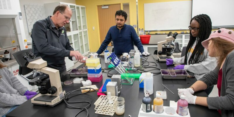 S&T adds path for medical laboratory scientists