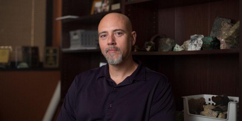 Borrok named interim associate dean for research, Cawlfield named interim GGPE chair