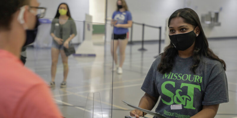 S&T announces COVID-19 move-in procedures for residence hall students
