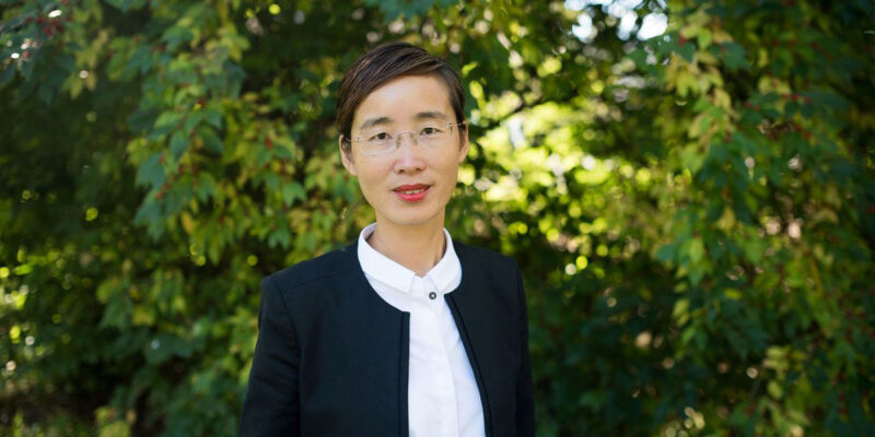 Yan elected to board for disaster research