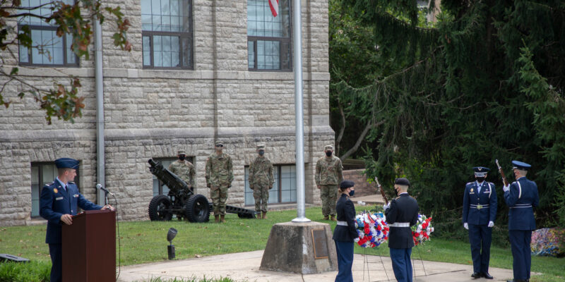 Join Missouri S&T ROTC at Sept. 11 event