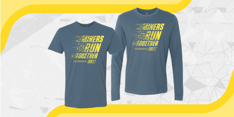 Sign up for Gold Rush 5K by Wednesday