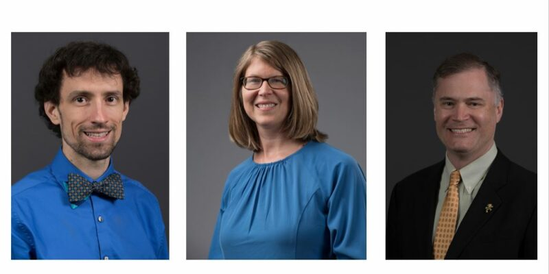 Three S&T faculty named Presidential Engagement Fellows