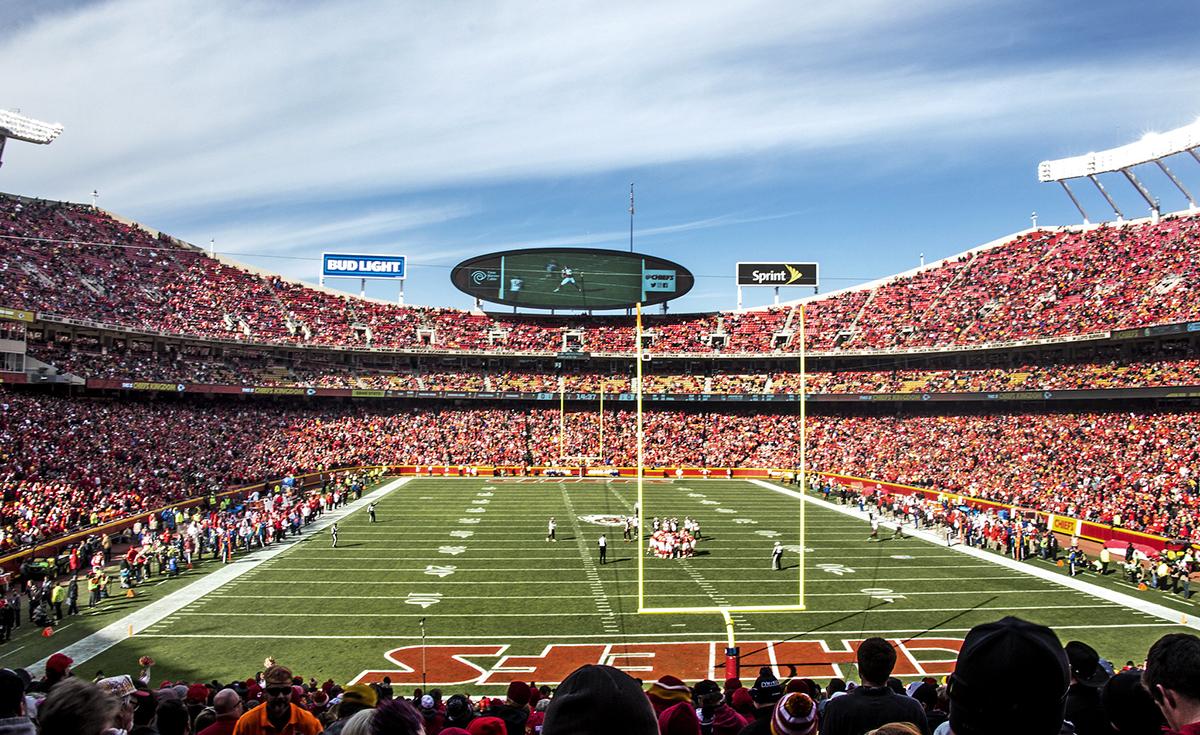 Chiefs football game