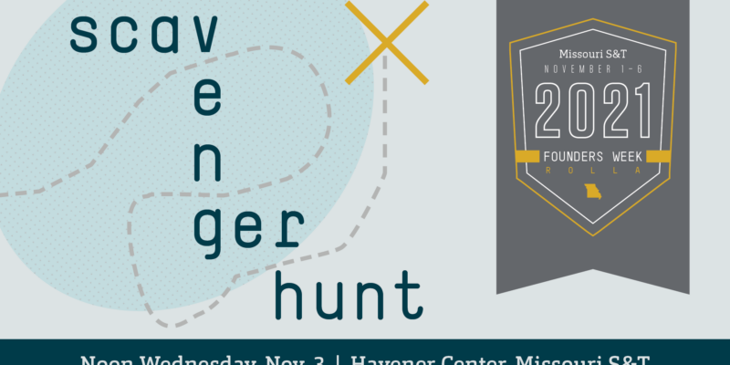 The hunt is on – get your team registered