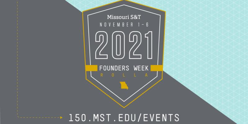 Founders week kicks off Monday, Nov. 1