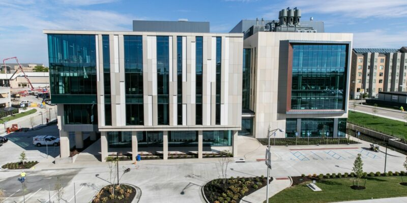 NIH director to speak at Roy Blunt NextGen Precision Health Building grand opening, give lecture